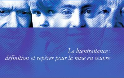 Présentationd'une Recommandation de l'ANESM : La bientraitance