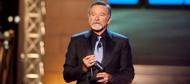 Robin Williams : Réglage fin (« fine tuning ») aux Anonymes