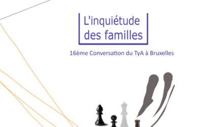 Conversation du TyA à Bruxelles