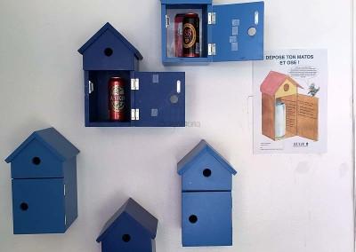 Boîtes maison