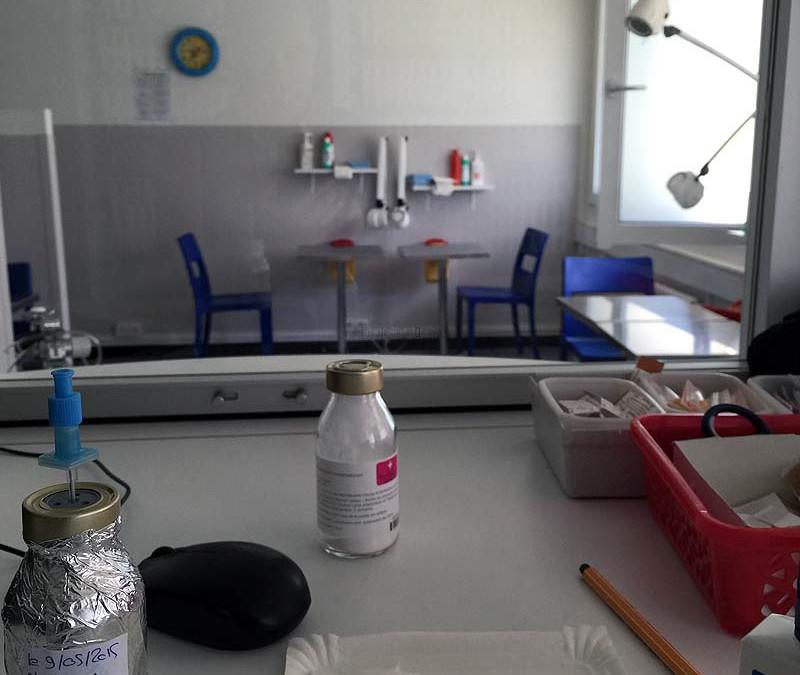 Injecteurs et praticiens décidés le 15 février 2016